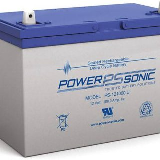 Power-Sonic Loodaccu, 12V/100Ah – PS-121000