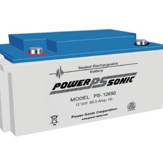 Power-Sonic Loodaccu, 12V/65Ah – PS-12650TI