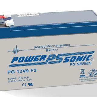 Power-Sonic Loodaccu, 12V/9Ah – PG-12V9