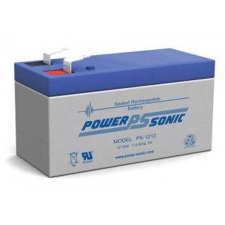 Power-Sonic Loodaccu, 12V/1,4Ah – PS-1212