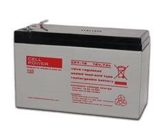 Cell Power Loodaccu, 12V/7-7,2Ah – CP 7- 12