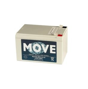 Move Accu'€™s Accu voor scootmobiel, 12V/15Ah – MPG 15-12