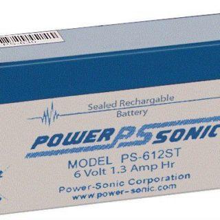 Power-Sonic Loodaccu, 6V/1,3Ah – PS-612ST