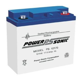 Power-Sonic Loodaccu, 12V/17Ah – PS-12170