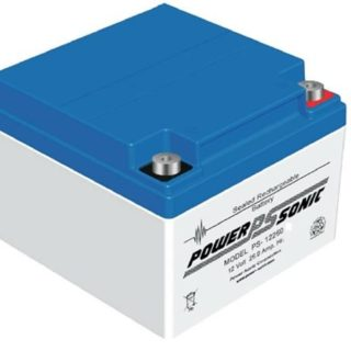 Power-Sonic Loodaccu, 12V/26Ah – PS-12260NB