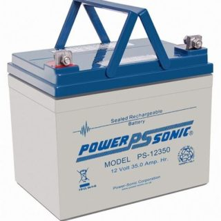 Power-Sonic Loodaccu, 12V/35Ah – PS-12350