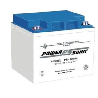 Power-Sonic Loodaccu, 12V/45Ah – PS-12450